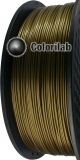 3D printer filament 1.75mm PLA bronze 871C