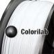 PLA 3D printer filament 1.75mm white