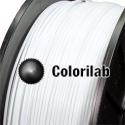 Filament d'imprimante 3D PLA blanc 3.00 mm