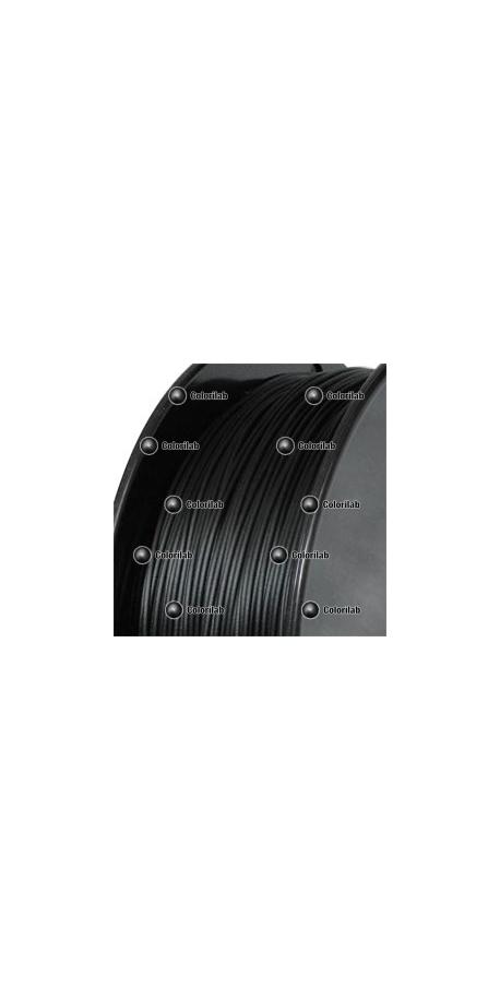 PLA 3D printer filament 1.75mm black