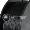 Filament d'imprimante 3D PLA noir 1.75 mm