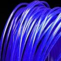 PLA-Flex 3D printer filament 1.75 mm blue 072C