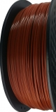 PLA-Flex 3D printer filament 1.75 mm brown 7587C