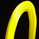 PP 3D printer filament 1.75 mm glow in the dark yellow 396C
