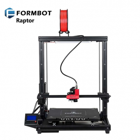 FormBot Raptor 3D printer 400x400x500mm affordable durability
