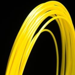 ABS 3D printer filament 2.85mm yellow 012C