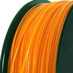 ABS 3D printer filament 2.85mm orange 2013C