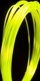 Filament d'imprimante 3D PC 3.00 mm jaune 101c