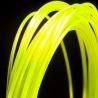 PC 3D printer filament 2.85mm yellow 101c