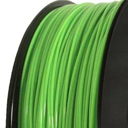 PA 3D printer filament 2.85mm green 7487C