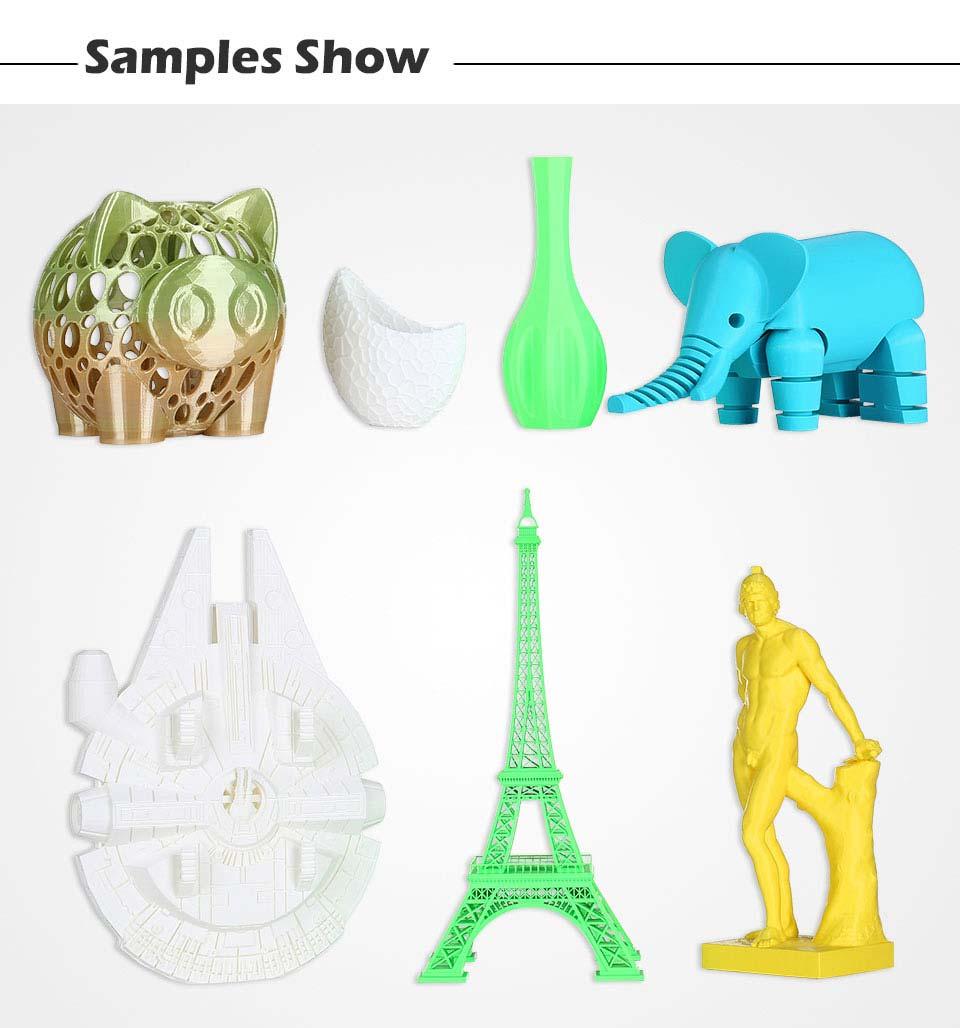 FormBot Raptor 3D Prints