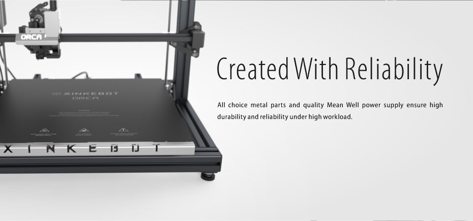 pro reliable dependable 3d printer
