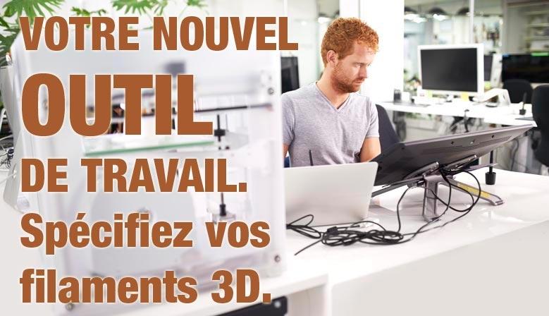 ColoriLAB Filament : votre nouvel outil pour spécifer vos filaments d'imprimante 3D